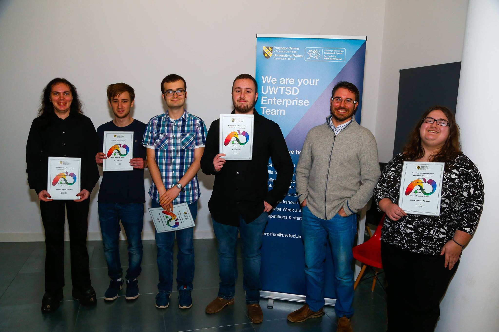 Repost: Students Shine @ TechStars Swansea 2017
